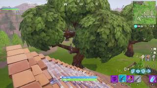 I found a glitch in Fortnite (invisible Glitch)