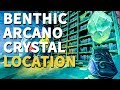 Benthic Arcanocrystal WoW Location