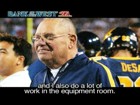 Cal Football: Bank of the West Fan of the Year (1/5)