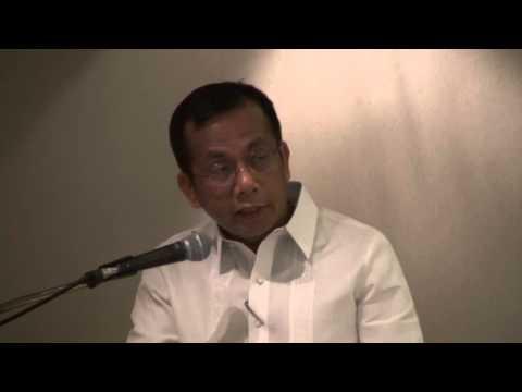 Keynote Message of Hon. Arsenio Balisacan