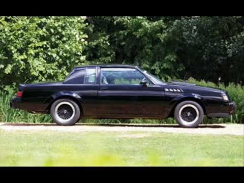 For Sale 1987 Buick Grand National Gnx 300 Original Miles 79 900