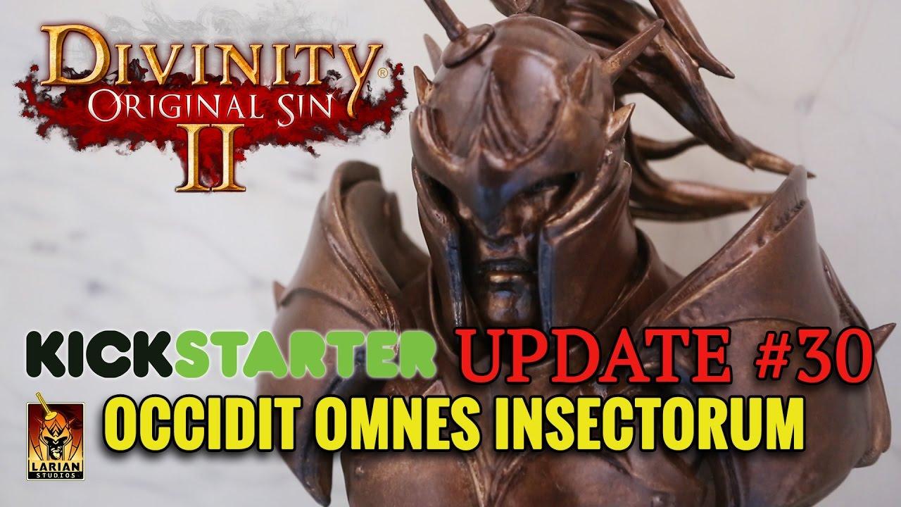 Divinity: Original Sin 2 by Larian Studios LLC » Kickstarter Update