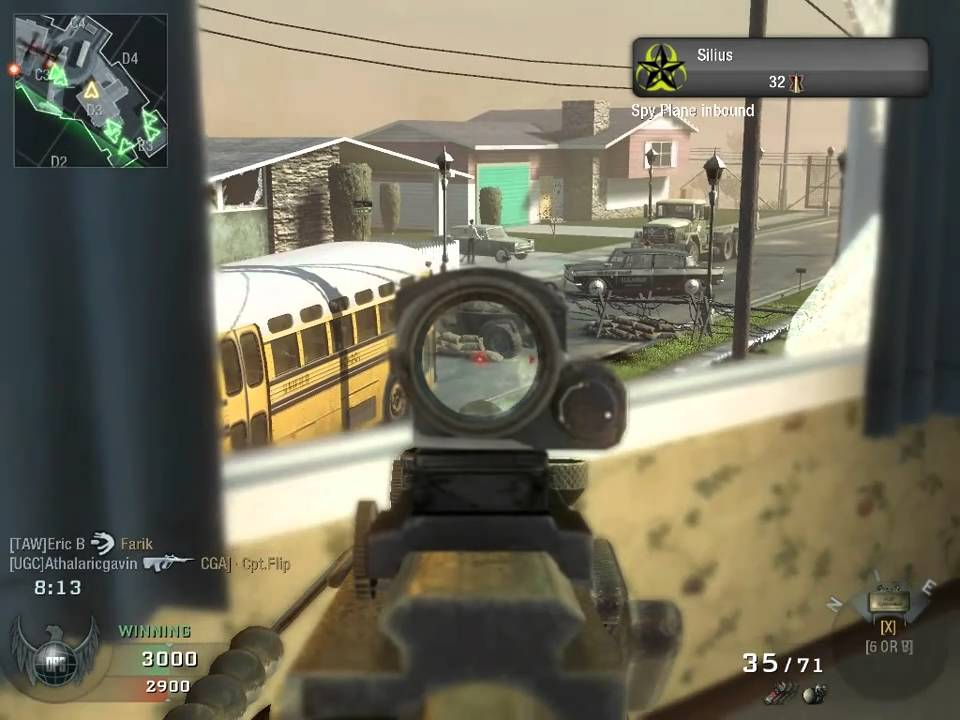 call of duty blackops how to get high kill death ratio on. Black Bedroom Furniture Sets. Home Design Ideas