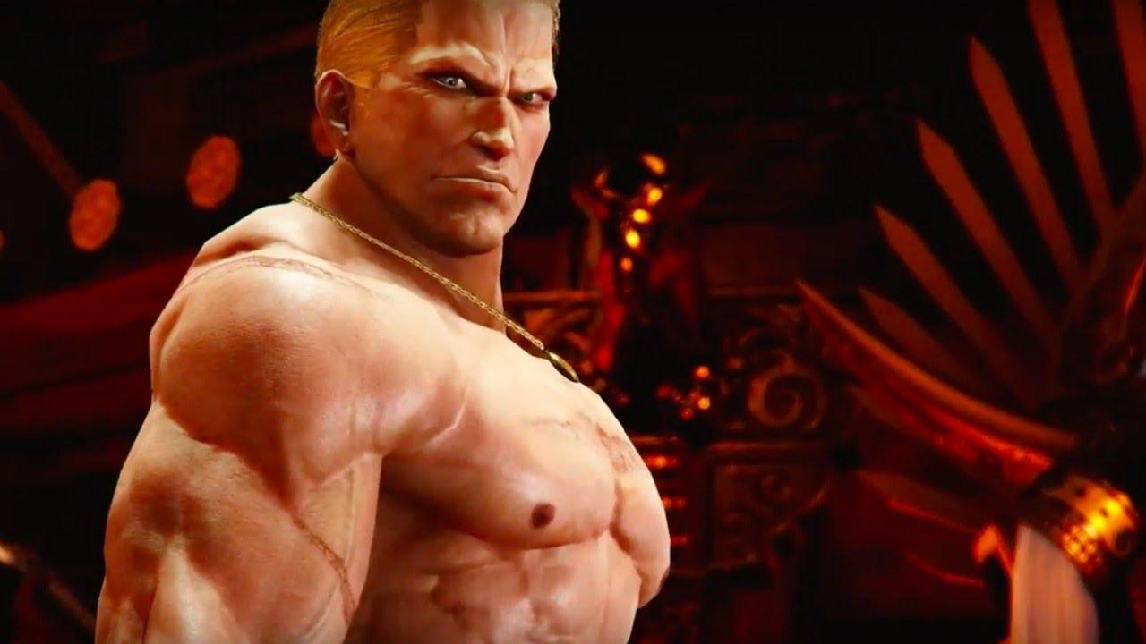 Tekken 7 Official Geese Howard Dlc Behind The Scenes Trailer Youtube