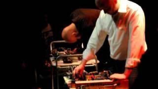 Testicle Hazard (Lasse Marhaug & Tommi Keränen) live @ No Fun Fest Sweden (Fylkingen, Stockholm)