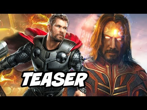 Thor Guardians Of The Galaxy 3 Teaser And Story Breakdown