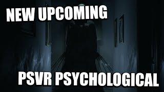 PSVR - New Upcoming PSVR Psychological Horror Game! ( Visage PSVR )