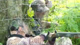 Wild Turkey Hunting & Cooking - Episode 12: