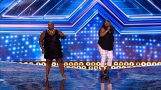 The X Factor UK 2018 Panda & Burgandy Six Chair Challenge Full Clip S15E11