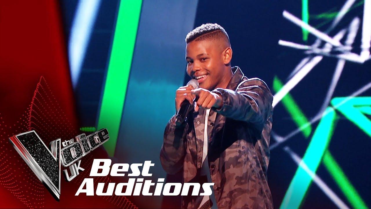 Voice uk best audition 2014