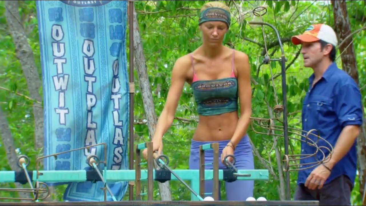 Download Survivor: San Juan del Sur (Blood vs. Water), S29E14 - Immunity Challenge: Spoon Man (Part 1 of 2)