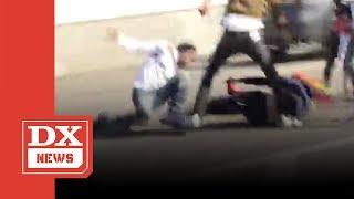 Tekashi69 6ix9ine Involved In Huge Fight At LAX