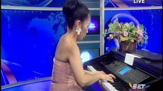 Người Yêu Dấu Ơi (Cầu vồng không sắc OST),  Piano Vương Hương (COVER)