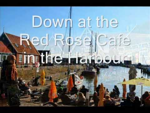 DEMIS ROUSSOS Red rose cafe (with Lyrics)