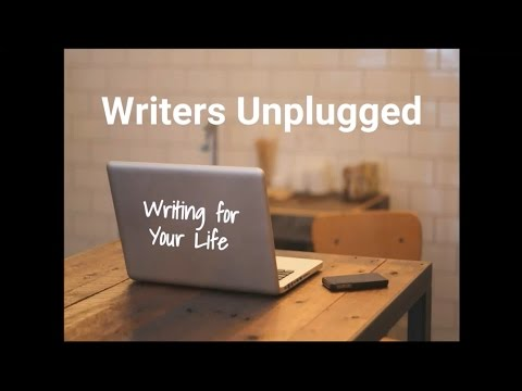 Writers Unplugged Launch Video