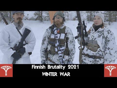 Finnish Brutality 2021 - The Winter War