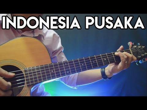 Tutorial Fingerstyle indonesia pusaka
