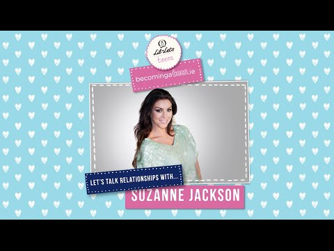 Let's Talk... Relationships with Suzanne Jackson