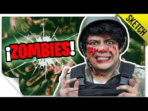 Carlos Duty Mobile en la Vida Real | SKETCH | QueParió!