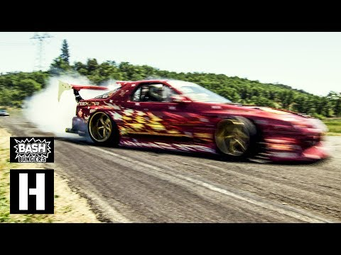 BASH BANGERS: Drift Bash From The Past with Tandem of Die!