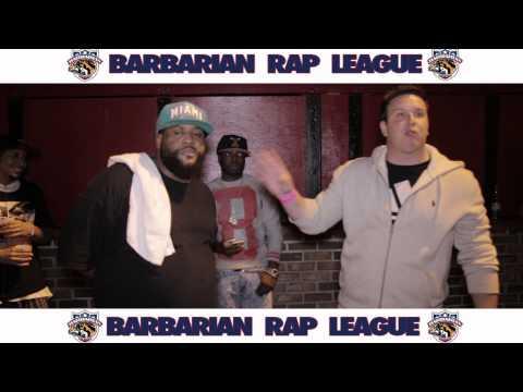 Verbal Kent Vs Lil Joe Barbarian Rap League Battle
