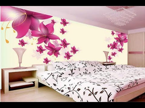 Top 50 3d Wallpaper For Home And Officeas Royal Decor Youtube