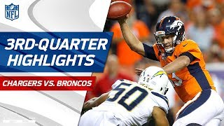 Chargers vs. Broncos Third-Quarter Highlights | NFL Week 1