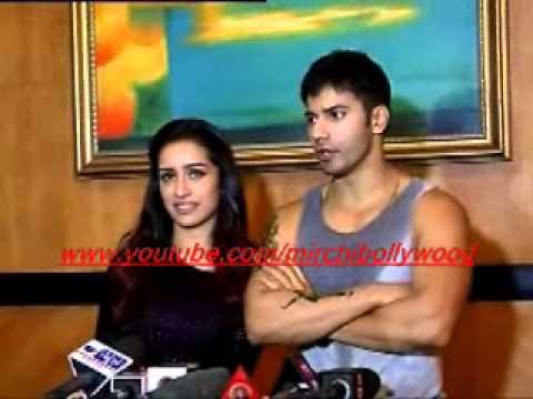 Abcd 2: Varun Dhawan,Shraddha Kapoor Interview about dance stunts