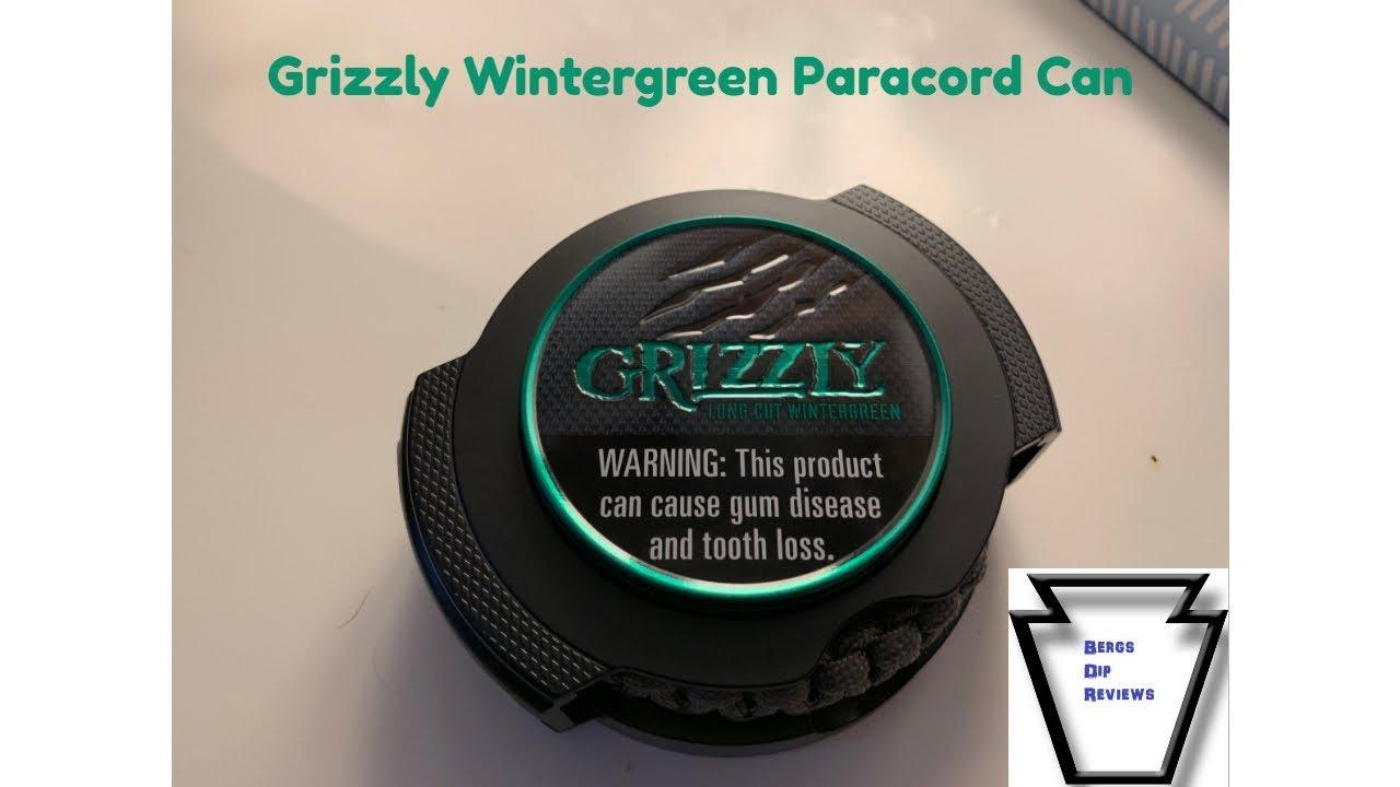 paracord bracelet Grizzly