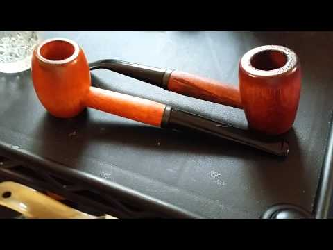 New pipe set up