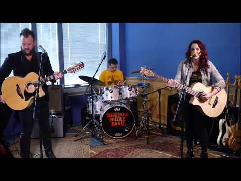 Danielle Nicole Band - Bobby (live at The Kansas City Star)