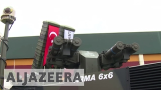 50 countries take part in Turkey's international defence fair