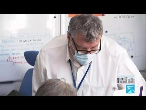 Covid-19 en France : Les hôpitaux de Seine-Saint-Denis saturés