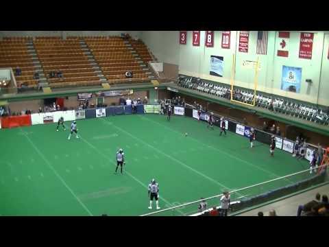 2013 Dayton Sharks at Port Huron Patriots - CIFL Week 9