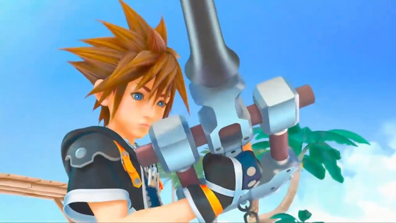 Kingdom hearts iii aqua fall to darkness 2 chobixpho - 2 1