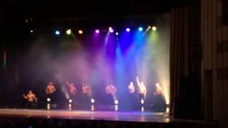 Шоу под дождём снова в Стерлитамаке 25.03.2017