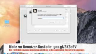  Mac: ganze Festplatte verschlüsseln - FileVault (3)