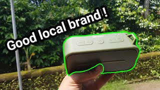 Eggel Active Plus Bluetooth Speaker   Review   Turn On Cc For Indonesian Language Subtitle