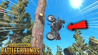 GRAVITY DEFYING MOTORCYCLE..?? | Best PUBG Moments and Funny Highlights - Ep.26