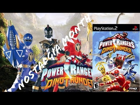 Power rangers dino thunder games pc download