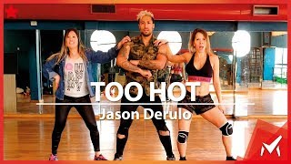 Too Hot - Jason Derulo - Marcos Aier