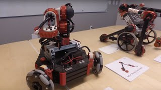 Introduction to HEBI Robotic Kits