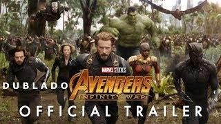 Trailer (Zuerablado) - Vingadores: Guerra Infinita | Marvel Studios