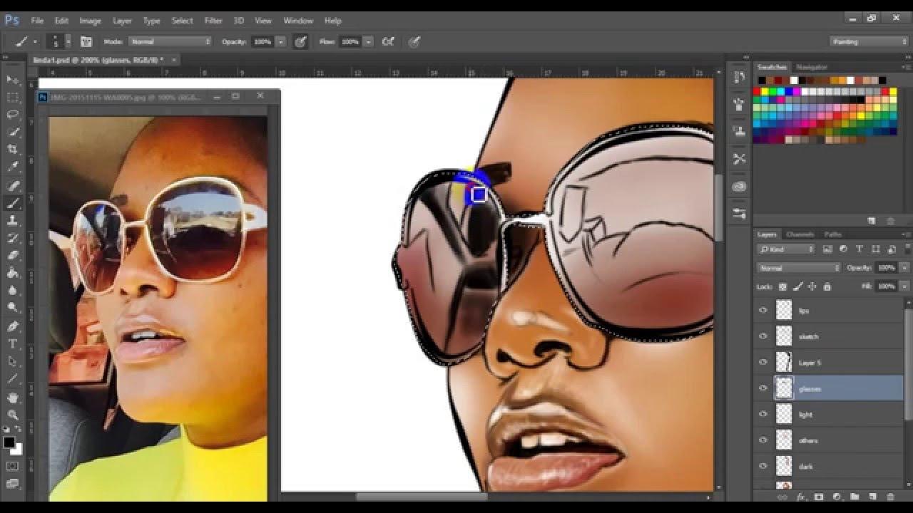 Best realistic digital painting tutorial photoshop tutorial best realistic digital painting tutorial photoshop tutorial baditri Image collections