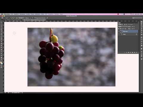 Photoshop CS6 - Lo Strumento Gomma Magica E Gomma Per Sfondo