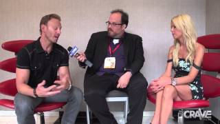 Comic-Con 2014: Sharknado 2 – Interview with Tara Reid and Ian Ziering Thumbnail