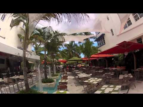 A great weeks stay at the Breakwater hotel in South Beach