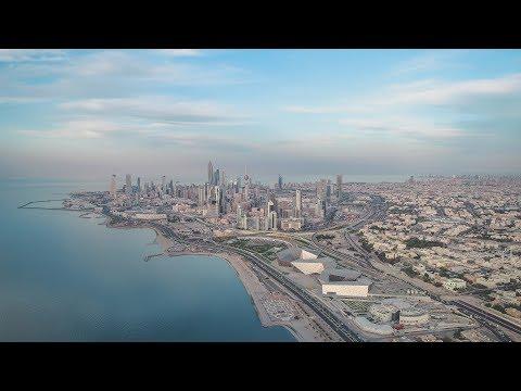KUWAIT AERIAL SHOWREEL 2017 4K