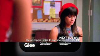 Glee 3x05 - The First Time Promo SUB HD