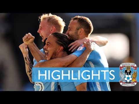 Highlights | Coventry 2-0 Exeter